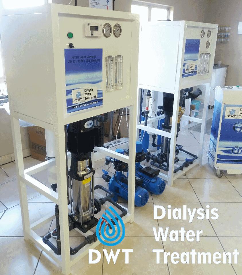 Dialysis Water Website